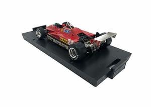 Ferrari 126C2 Didier Pironi - GP San Marino