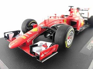 Ferrari SF15-T #5 Sebastian Vettel 2015 Burago Scala 1/18 UPGRADE