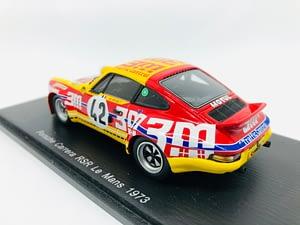 Porsche Carrera RSR Le Mans 1973 Spark S3397