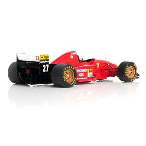 FERRARI 412 T2 F1 #27 JEAN ALESI WINNER CANADIAN GP 1995 FUJIMI TSM Model