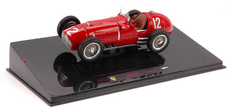 Prima vittoria Ferrari in Formula 1