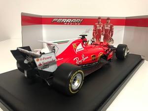 Ferrari SF70-H Vettel