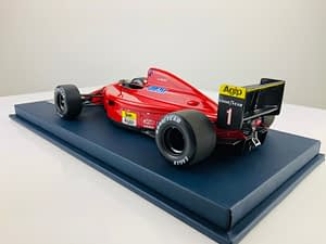 FERRARI 641 #1 FRANCE GP 1990 100th F1 VICTORY PROST LOOKSMART
