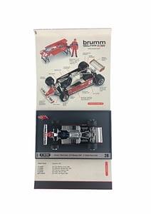 Ferrari 126CK Turbo Didier Pironi - GP Montecarlo 1981