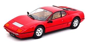 FERRARI 512 BBI 1981 RED KK SCALE
